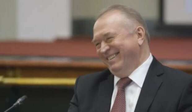 Сергей Катырин переизбран президентом ТПП России еще напять лет