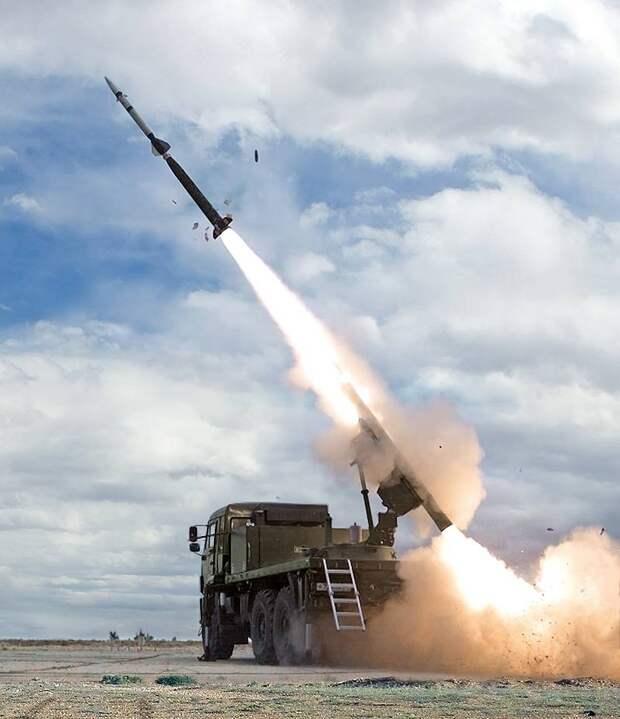 Потенциал ракетных комплексов семейства «Гермес»