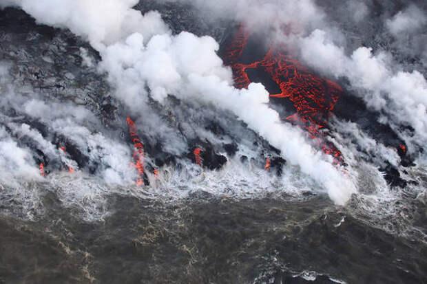 Ученые узнали, что вызывает извержение вулканов – NASA