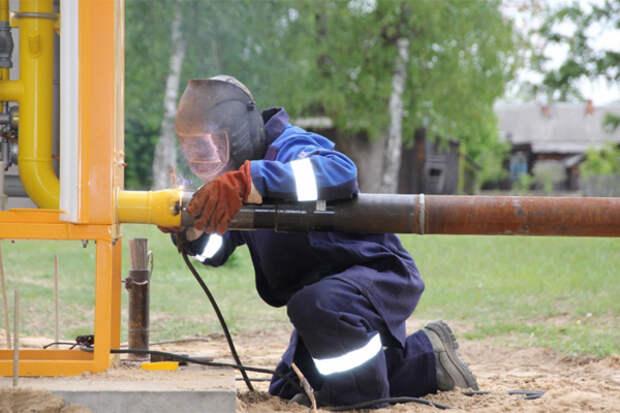 """""""Газпром"""" создал спецкомпанию для проведения гафицикации"""