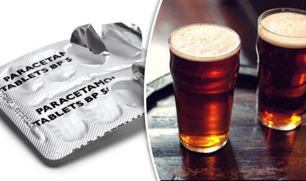 Пиво лучше снимает головную боль, чем парацетамол, говорят ученые