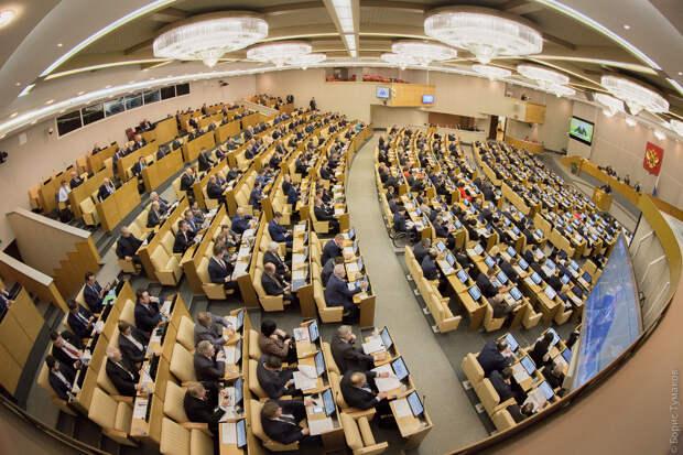 В Госдуме подвели итоги уходящего 2019 года