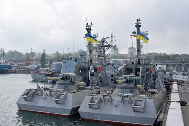 """Военно-морские силы Украины без """"сил"""" – неоткуда взять кадры"""