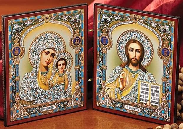 Господь и Богородица
