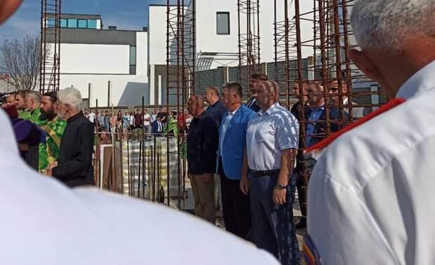 Застройку парка Победы в Севастополе скроют новым храмом
