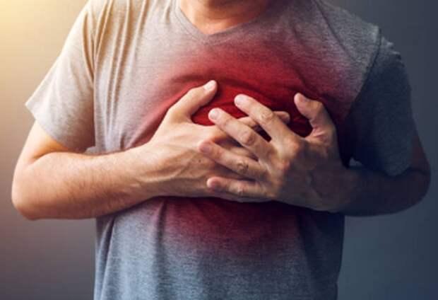 Кардиолог Наталья Гаврилюк назвала нетипичные симптомы инфаркта