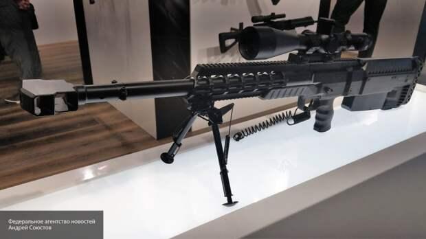 Дистанционные снайперские винтовки могут появиться в России