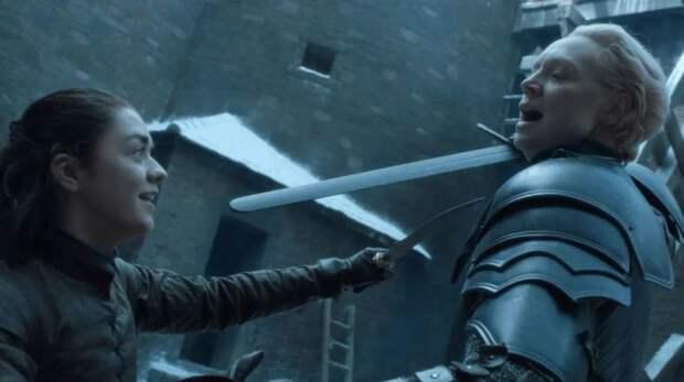В кино боевые стойки как таковые отсутствуют. /Фото: de.ign.com.