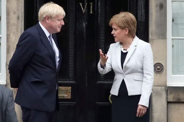 Референдума не будет: Британия лишила Шотландию надежды на независимость
