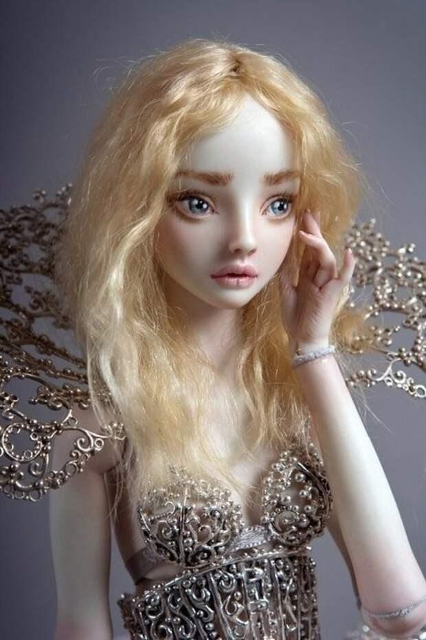 """""""Живые Куклы"""" Марины Бычковой.Не понимаю, как можно создавать такие шедевры? Поразительно!"""