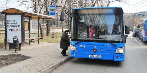 Автобус №22к получит новый номер и маршрут