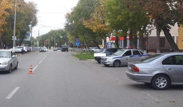 Водитель кроссовера сбил перебегавшую дорогу 96-летнюю ставропольчанку