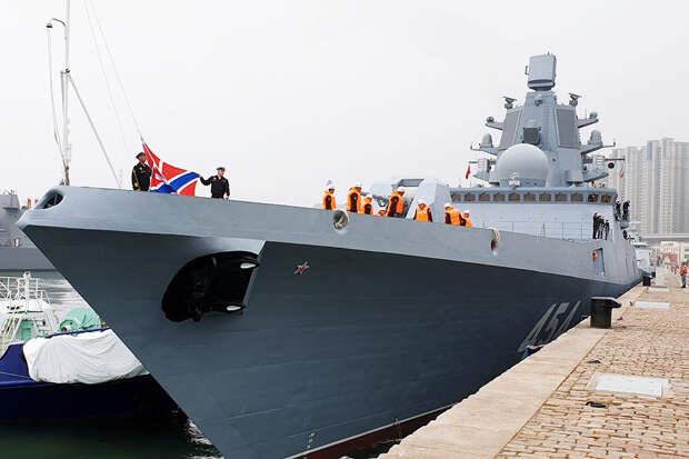 Определены сроки передачи ВМФ России фрегатов с гиперзвуковым оружием