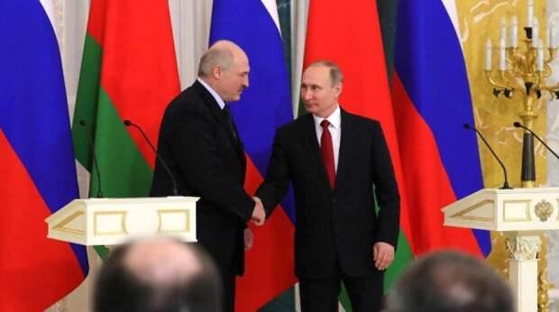 Лукашенко рассказал об обещании Путина по ценам на российский газ