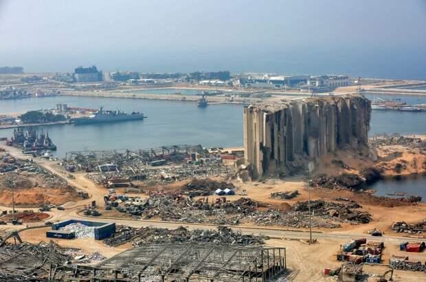 Интерпол выдал санкцию на арест двух россиян из-за взрыва в бейрутском порту