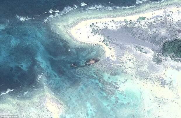 Жители этого острова никого непускают насвою землю вот уже тысячи лет