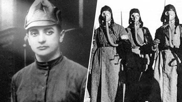 100 лет назад Тухачевский приказал применить на Тамбовщине химоружие