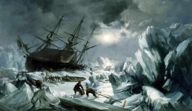 Анализ ДНК помог опознать погибшего участника экспедиции Франклина 1845 года