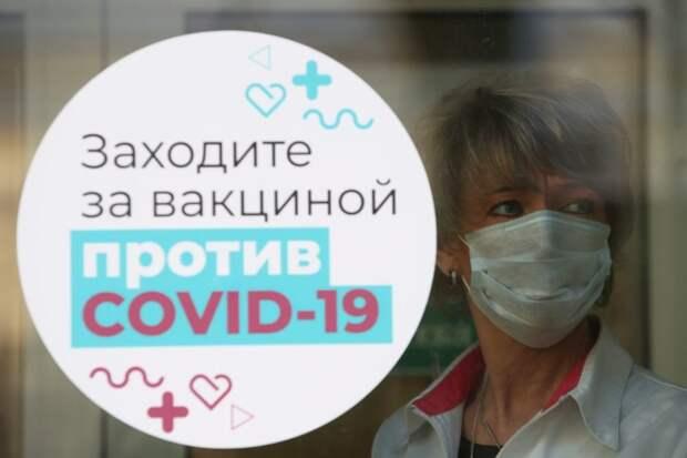В Петербурге осталось всего 9000 доз вакцины от коронавируса. Записываться на прививку пока некуда