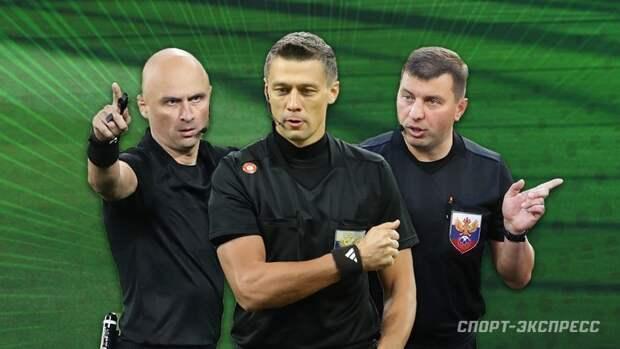 Как работали российские футбольные арбитры в сезоне 2020/21 в РПЛ