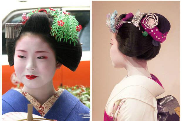 Красота по-японски: канзаши – секретное оружие гейш
