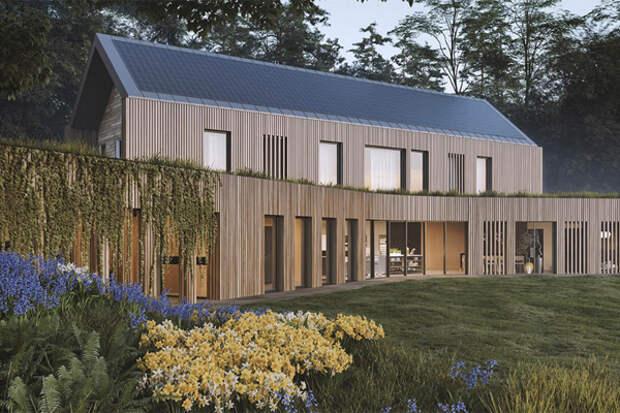 """В Англии создали """"умный"""" счетчик для первых """"водородных"""" домов"""