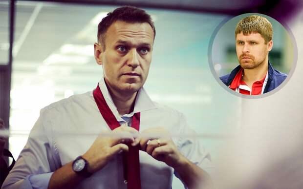 «Навальный начнет отнимать заводы, пароходы. Польется кровь». Хоккеист Брызгалов — о политической ситуации в России