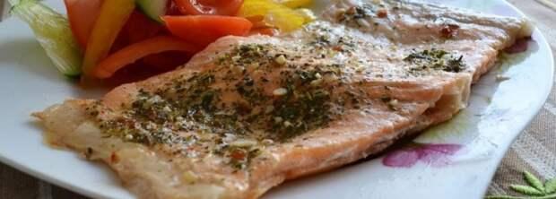 засолить хребты лосося рецепт