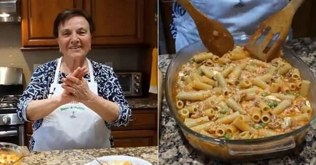 Запеченные макароны с ФАРШЕМ и СЫРОМ: рецепт от итальянской бабушки