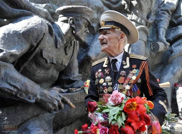 Защитить Победу. Юлия Витязева