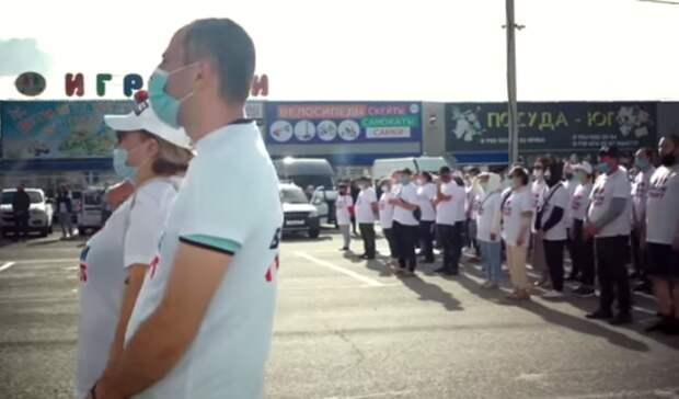Предприниматели закрытого вРостовской области центра «Атлант» обратились кПутину