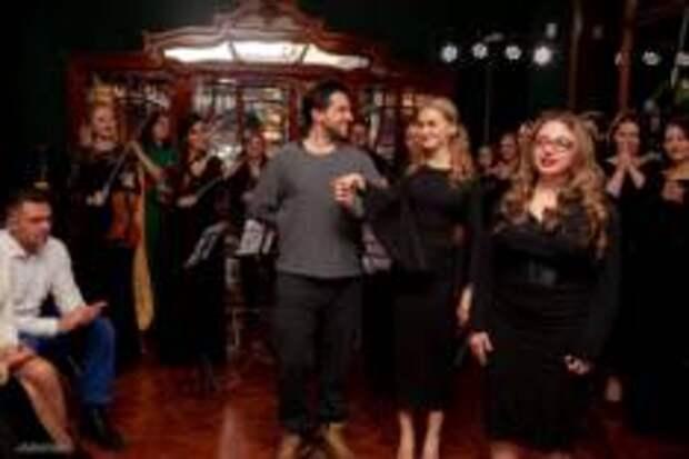 Оперу на подиуме представил театр Conlucia в Москве