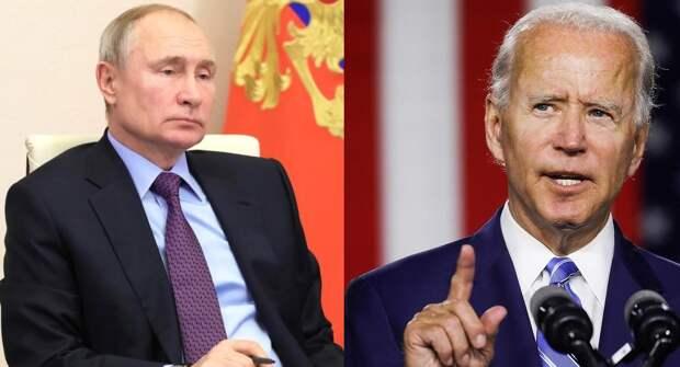 Байден испугался Путина — названа причина отмены совместной пресс-конференции