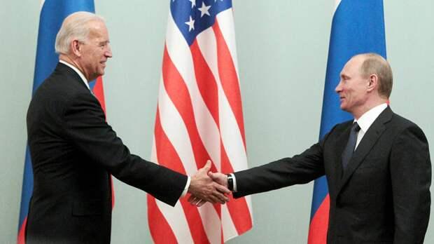 Американист оценил отказ от общей пресс-конференции Путина и Байдена