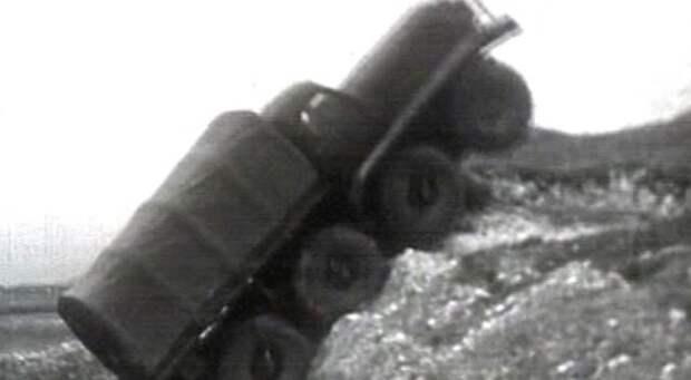 Автомобиль-тягач ЗИС-Э134 Макет № 1 с четырьмя неразрезными мостами  история, ссср, факты