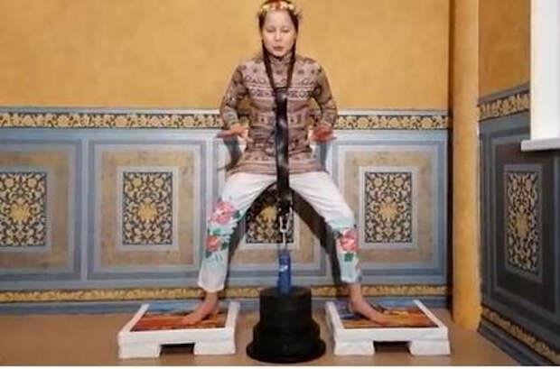 12-летняя россиянка установила почти 200 рекордов