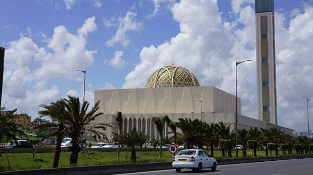В Алжире начались досрочные парламентские выборы