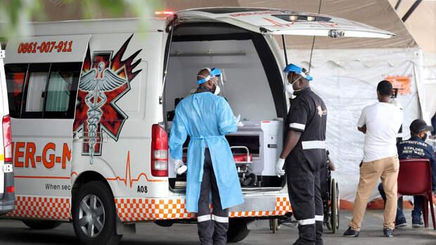 Число случаев коронавируса в Африке превысило 3,1 млн
