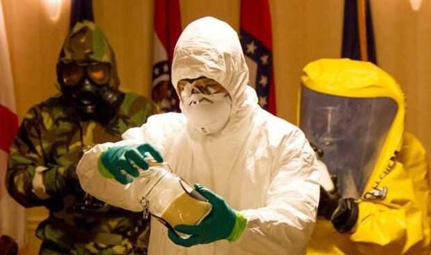 Биофабрики смерти Пентагона