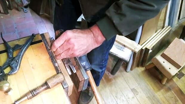 Изготовление новой ручки для молотка