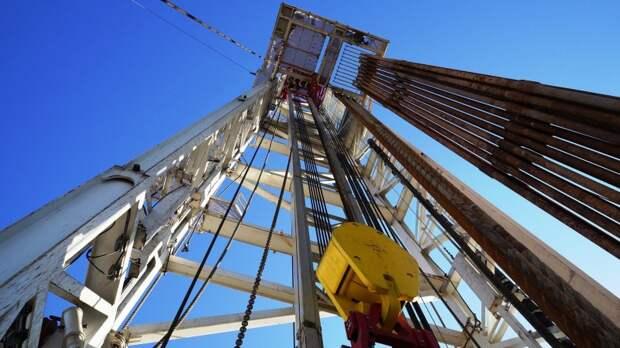 Количество нефтегазовых буровых установок сократилось в мире