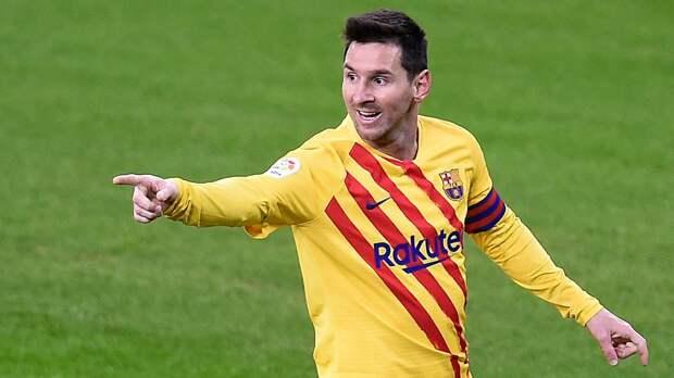 Шикарный гол Месси в ворота «ПСЖ» признан лучшим по итогам ответных матчей 1/8 финала Лиги чемпионов