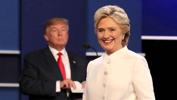 Трамп решил взяться за фонд Клинтон