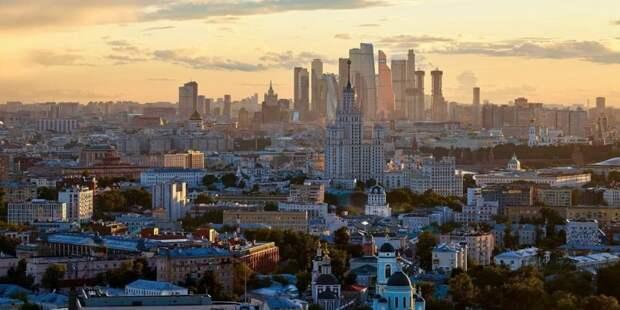 Сергей Собянин обсудил с жителями Москвы вопросы развития столицы. Фото: М. Денисов mos.ru