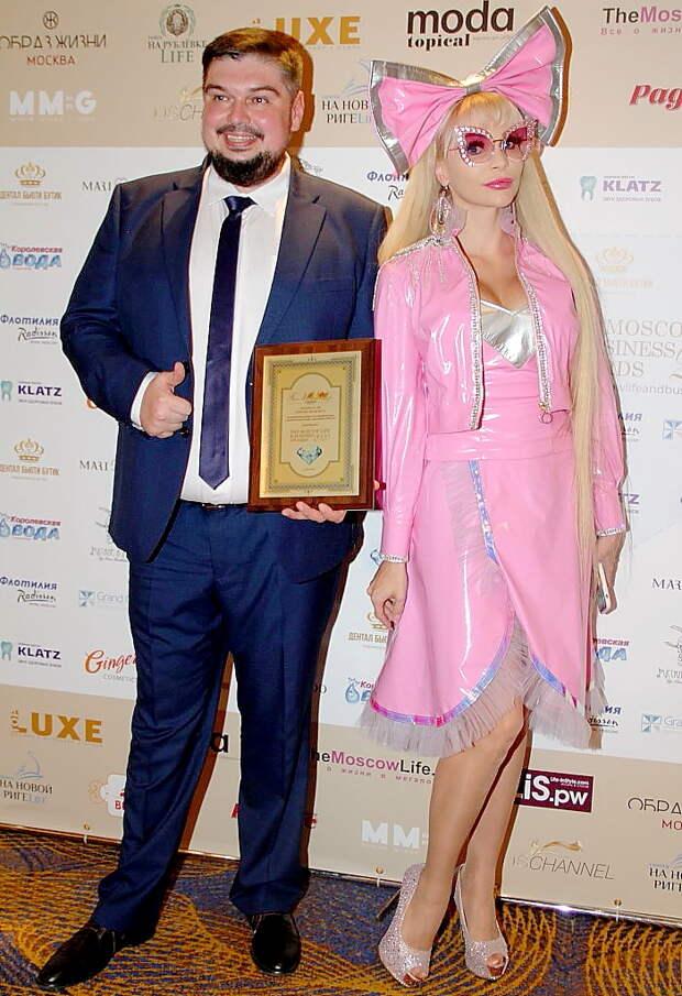 В Москве прошла третья премия THE MOSCOW LIFE & BUSINESS AWARDS