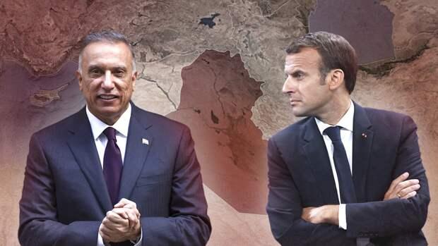 Как Франция пытается вернуть свое влияние в Ираке за счет ливанского сценария