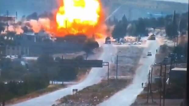 ANHA: российских военных атаковали в сирийской Хасеке, есть раненые