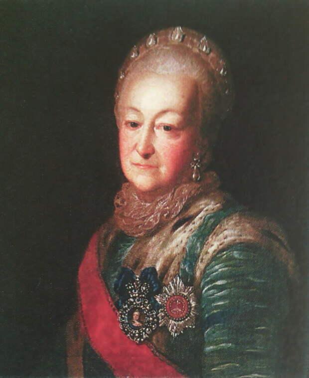 Графиня, статс-дама Мария Андреевна Румянцева