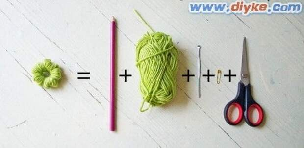 Цветочки крючком для вязания пледов, покрывал, подушек и сидушек (16) (500x244, 61Kb)