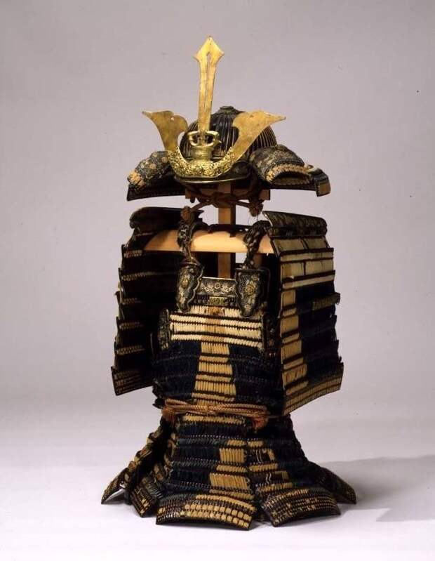 Доспехи для «бедных самураев»